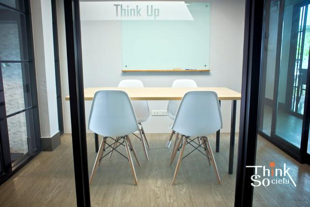 at Think Society: Co-working space