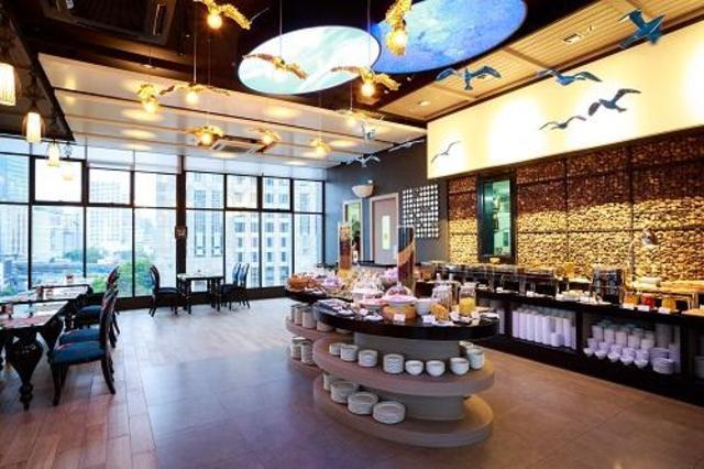The Clover Sky Restaurant