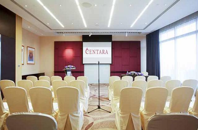 at Centara Grand at Central World