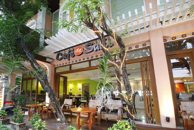 Cafe De Salil