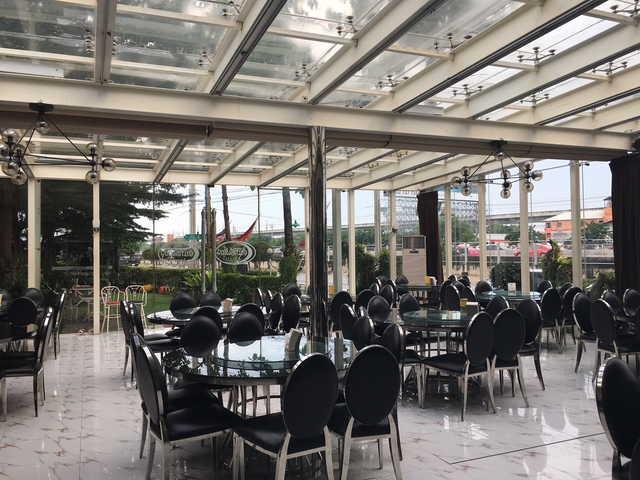 at AL-Hilal Restaurant