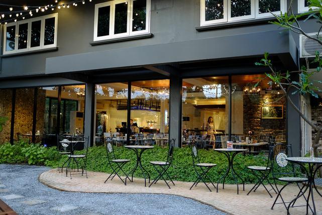 at Schneider Haus Bangkok