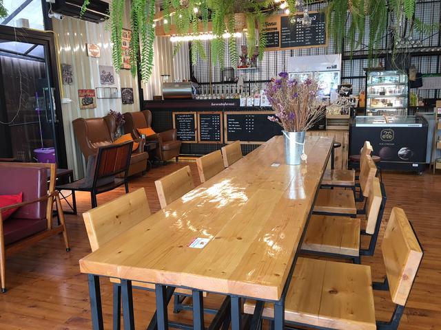 at LUNGLANG CAFE
