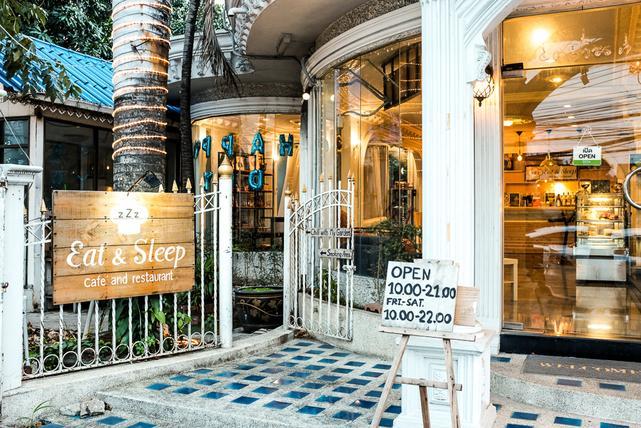Eat & Sleep cafe' and restaurant