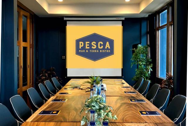 Tasty Meeting: Pesca's Private Room