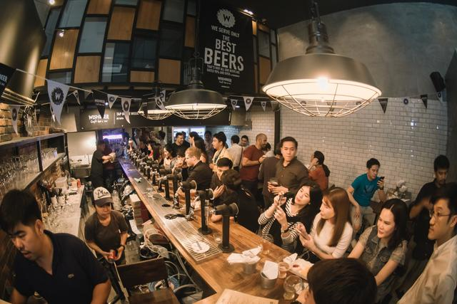 Wishbeer Thonglor (100m from BTS Thonglor) - 60 sqm space