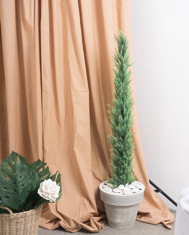 Lighting Room ฉากผ้า หลากสี