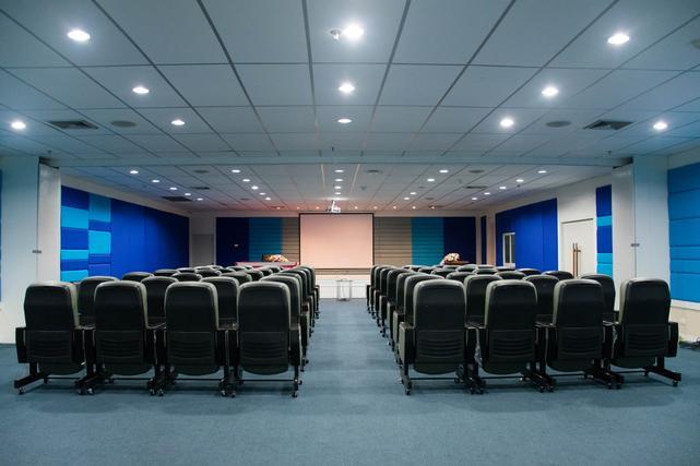 ห้องประชุมใหญ่ ศูนย์บริการวิชาการ