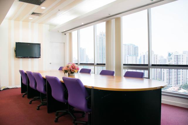 ห้องประชุมเล็ก ศูนย์บริการวิชาการ