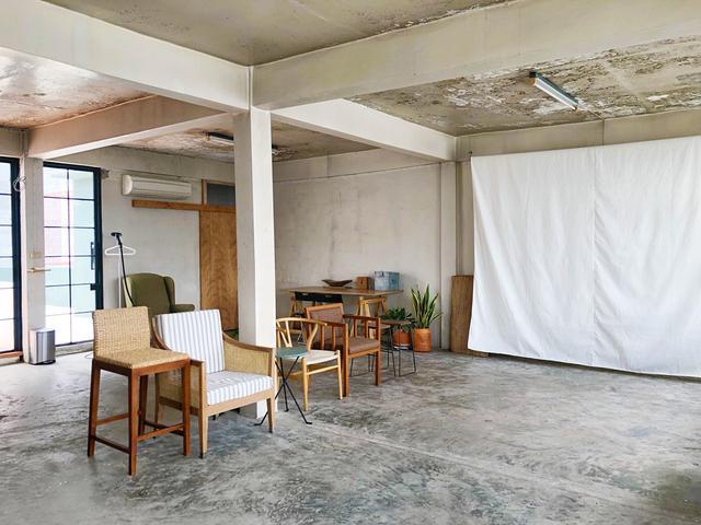 Studio M + Outdoor area