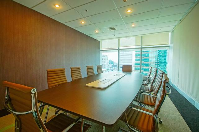 at Linuxx Serviced Office - Asia Centre 18FL ( Meeting Room)