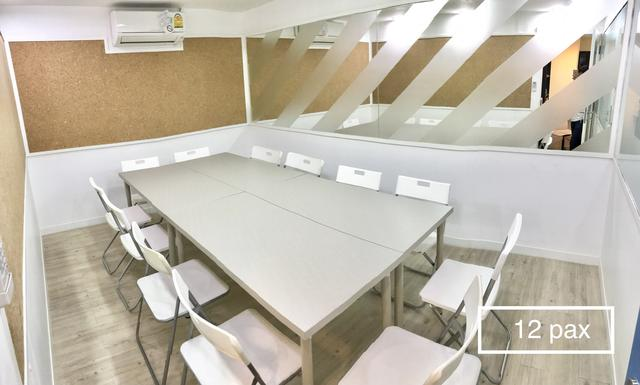 Meeting Room x Classroom @BTS Ari (1-12 pax)