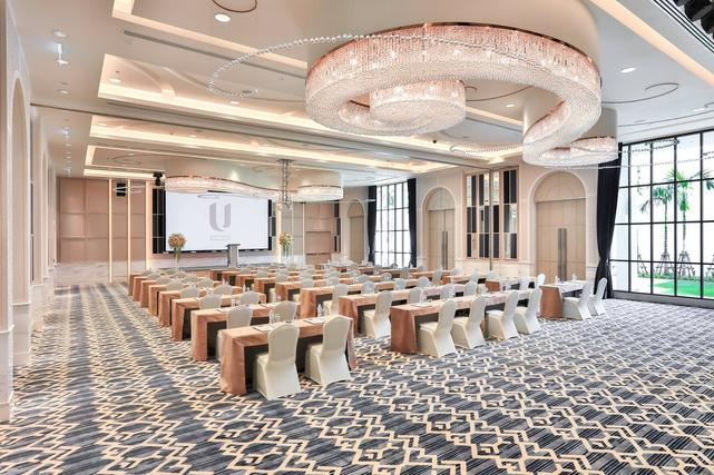 Celebrate your events and meetings in Bangkok in our business hotel U Sathorn Bangkok.