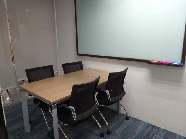 Formal Small Meeting Room on 25th Floor
