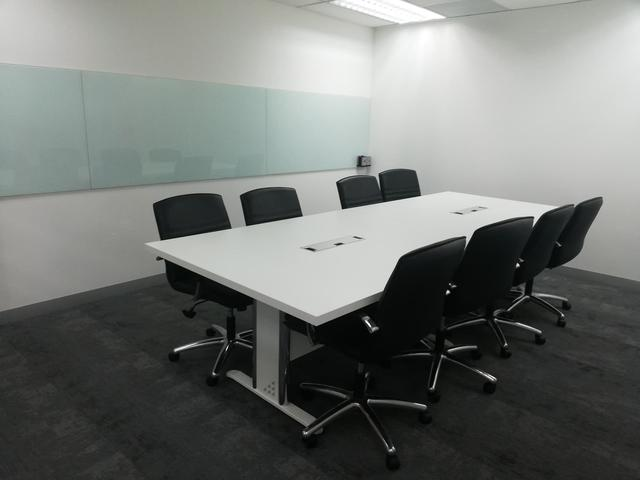 Minimal Large Meeting Room on 17th Floor