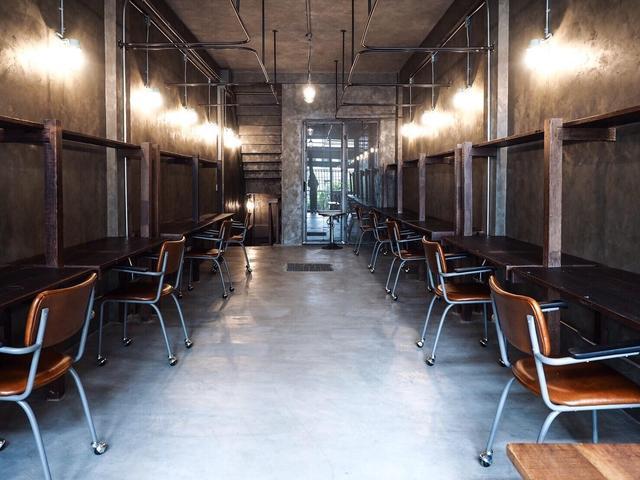 สถานที่ให้เช่า ใกล้ซอยนานา 2นาทีจากเยาวราช 5นาทีจากmrt ร้านตกแต่งสไตล์ลอฟ