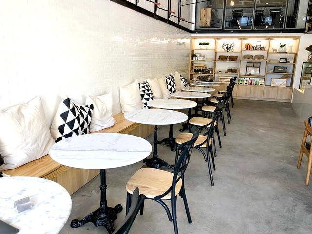 Cafe' แบ่งโซน
