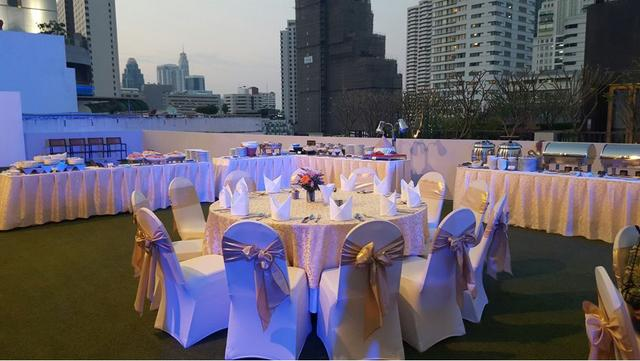 Outdoor Rooftop Event Space