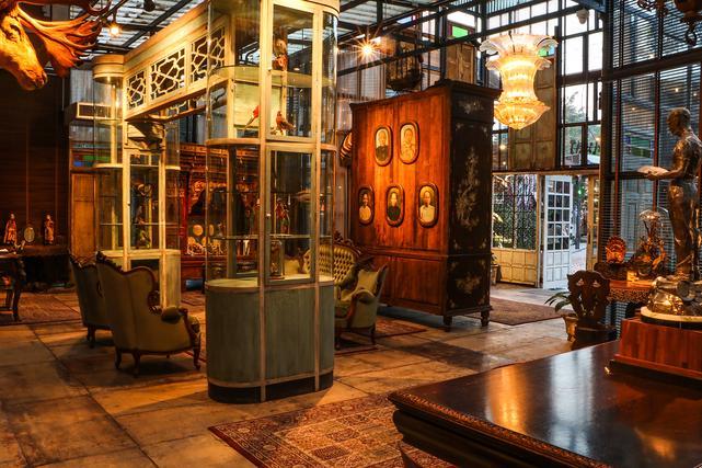 Chui Samosorn Private Museum & Lounge