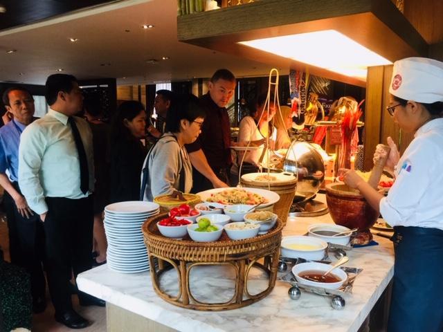 Diwan Restaurant, Ground Floor