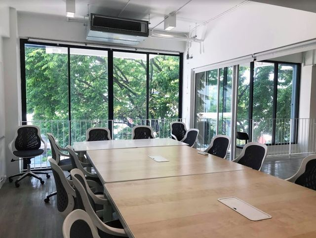 M meeting room