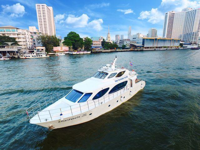 Khana Yacht Charter - เช่าเรือยอร์ช เรือสำราญ ส่วนตัว