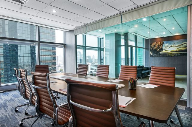 Meeting Room - Asia Centre 18th Floor