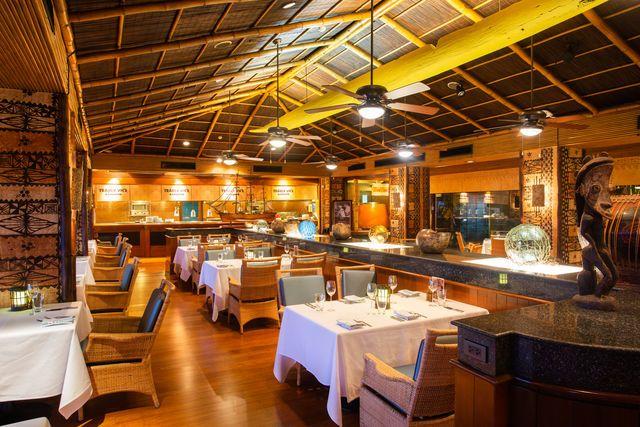 Trader Vic's Restaurant
