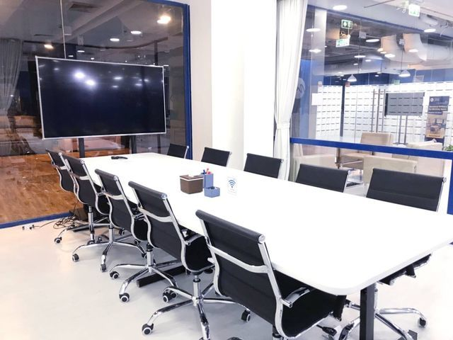 Meeting Room B (10-12 คน)