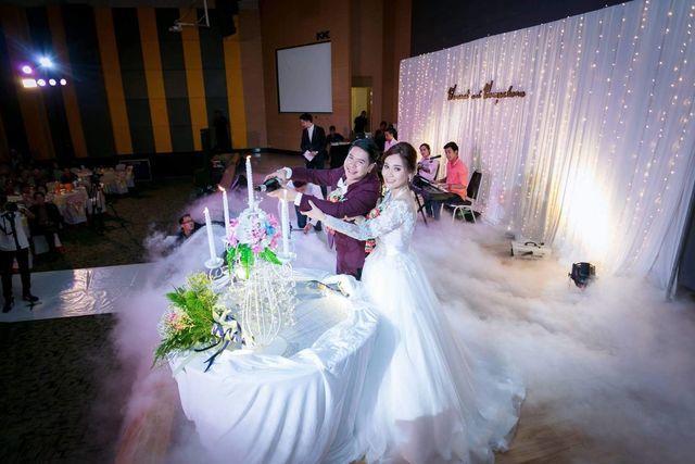 จัดงานแต่ง งานเลี้ยง อาคาร เคเค ซิตี้ นนทบุรี