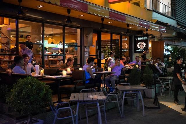 Have your party here at TAPAS CAFE!