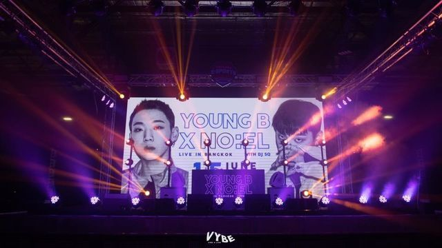 Concert  (Thailand Esports Arena)