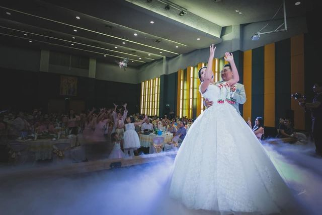 สถานที่จัดงานแต่ง นนทบุรี