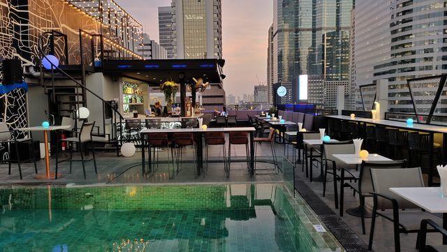 Haven't Met Rooftop Bar
