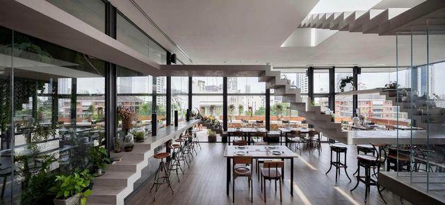 Nowhere Rooftop Space (Indoor)