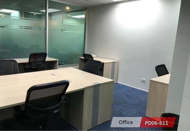 Meeting/Serviced room (Room no.611)