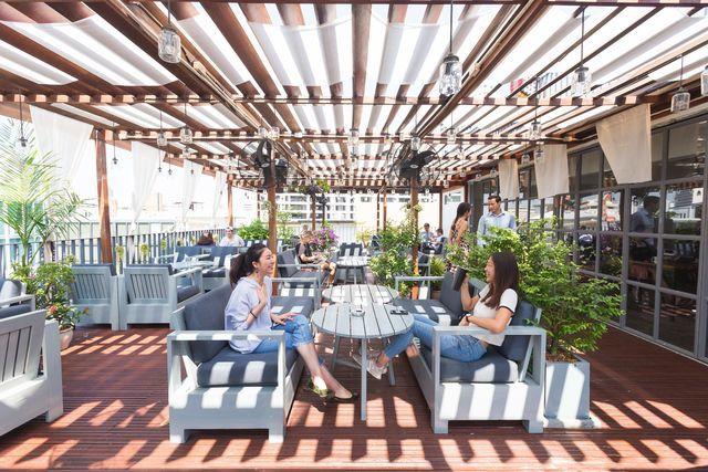 Rooftop Café & Garden