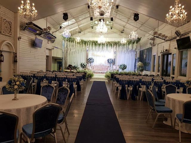 Indoor space for 300 people