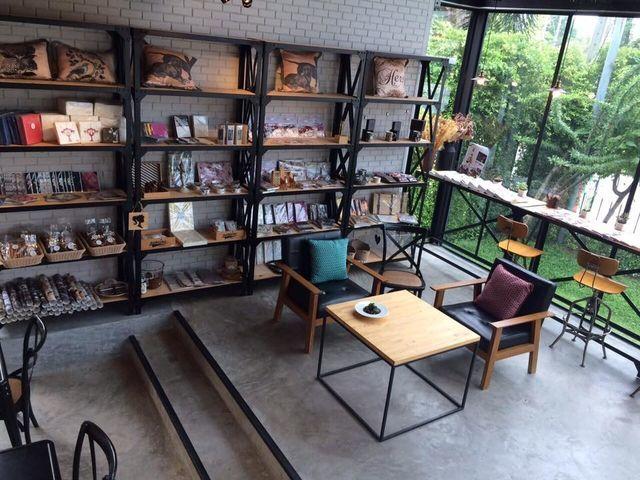ห้อง Lounge ชั้น 1