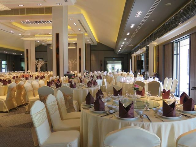Indoor space for 250 people