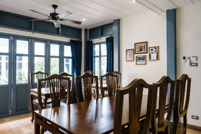 ห้องอาหารบ้านวัชรา
