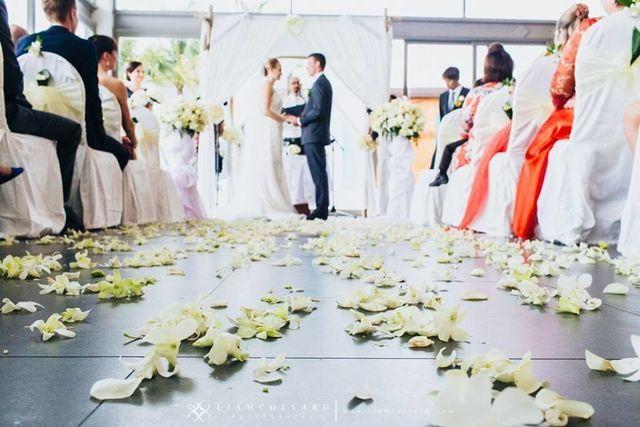 Wedding Lawn at Vanilla Sky Bar