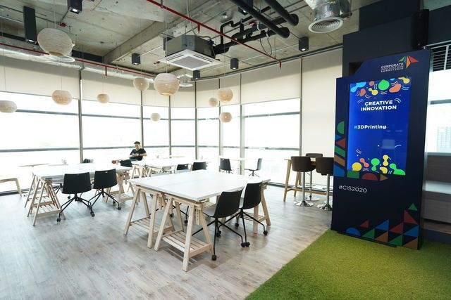 Co-Working Space at The Society