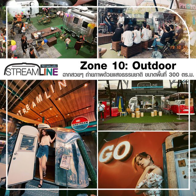 Zone 10: Outdoor