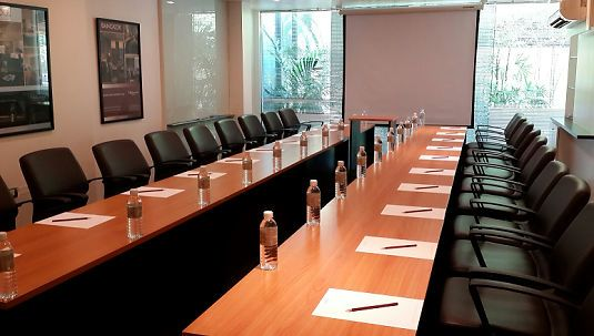 Genesis Meeting room - Oakwood Residence 24