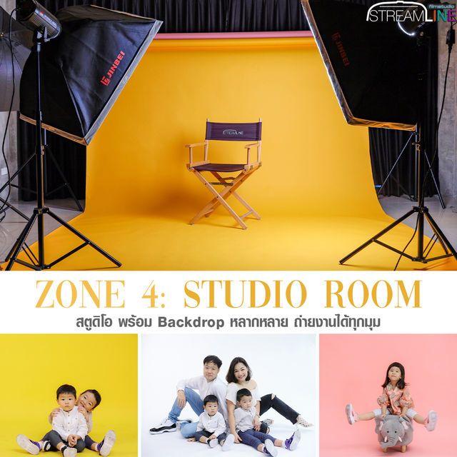 Zone 4: Studio