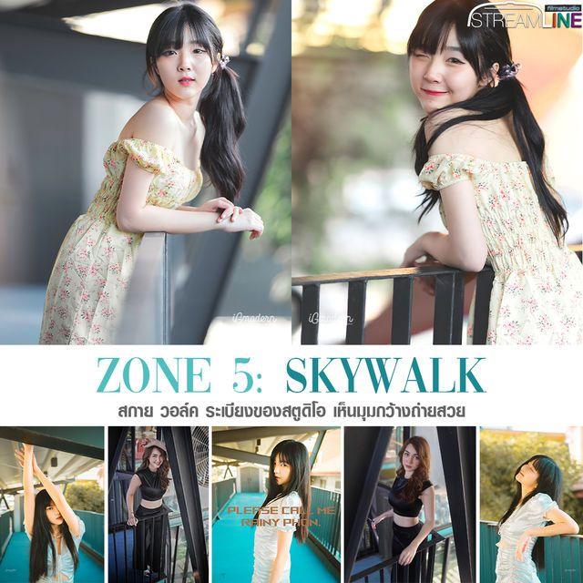 Zone 5: Sky Walk